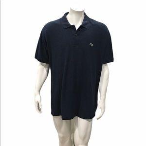 Lacoste Mens Blue Polo Shirt
